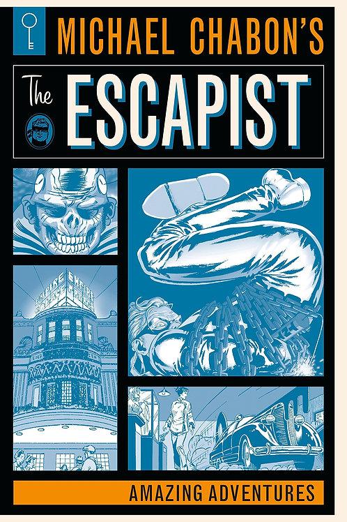 Michael Chabon Escapist Amazing Adventures
