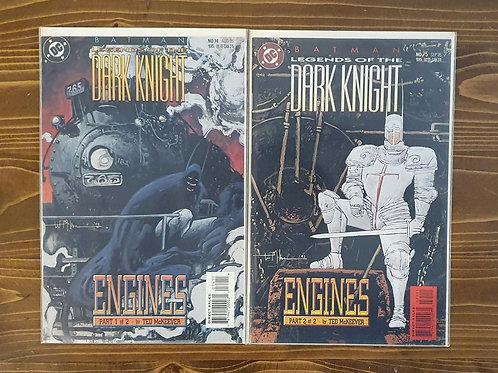Batman Legends of the Dark Knight #74-75 Tam Set