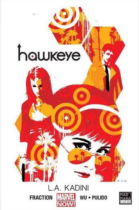 Hawkeye Cilt 3 L.A. Kadını