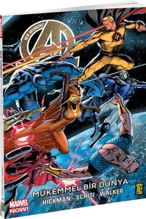 New Avengers Cilt 4 : Mükemmel Bir Dünya