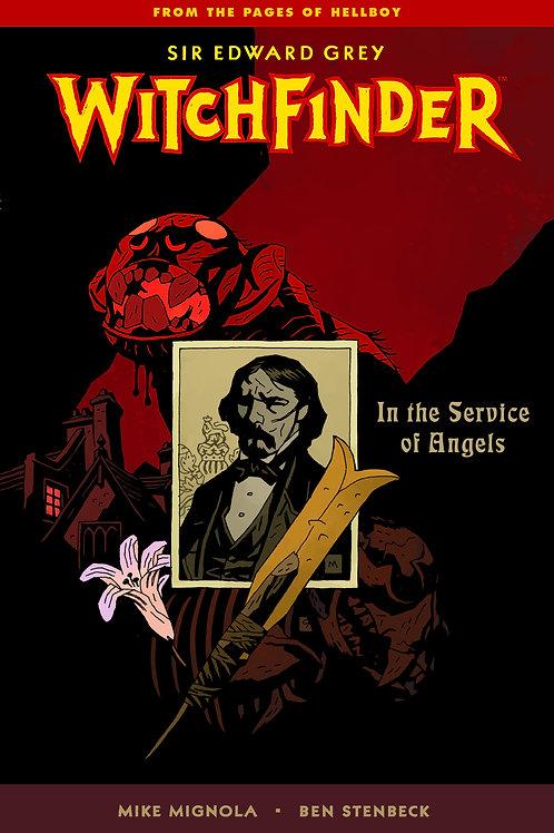 Witchfinder Volume 1