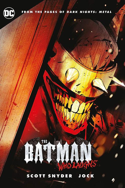 The Batman Who Laughs HC