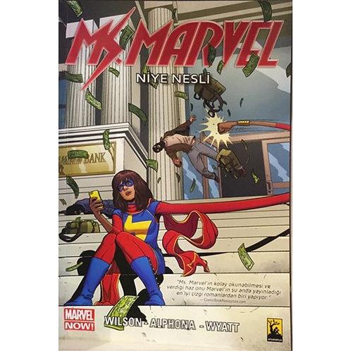 Ms.Marvel Cilt 2 Niye Nesli?