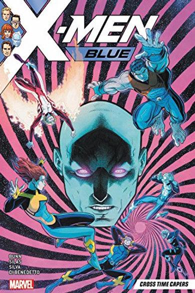 X-Men Blue Volume 3 Cross Time Capers