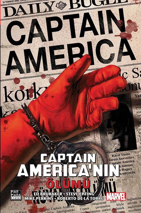 Captain America'nın Ölümü Sert Kapak