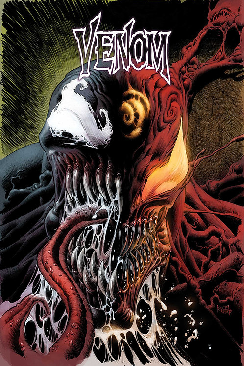 Venom Volume 3 Absolute Carnage