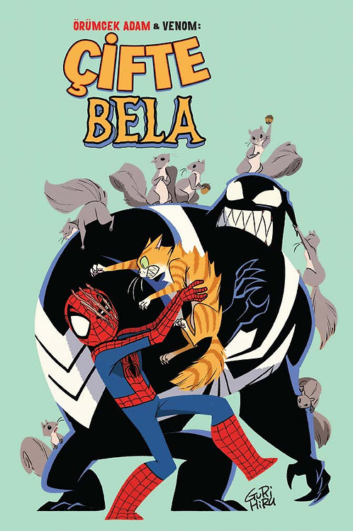 Örümcek-Adam&Venom: Çifte Bela 3