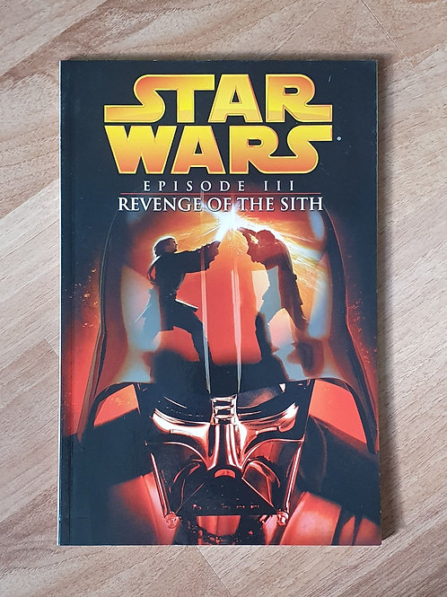Star Wars Episode III The Revenge of the Sith