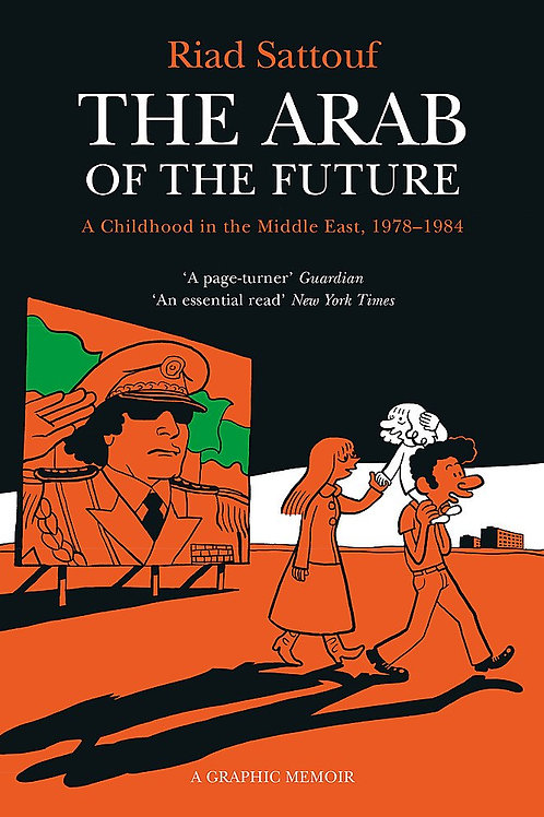 The Arab of the Future Volume 1