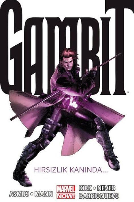 Gambit Cilt 1 Hırsızlık Kanında