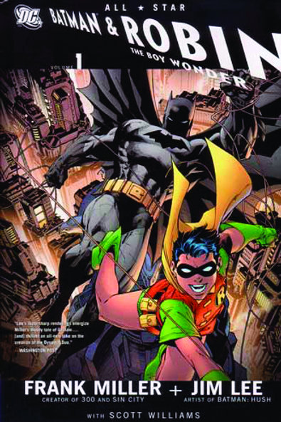 All-Star Batman & RobinThe Boy Wonder Volume 1