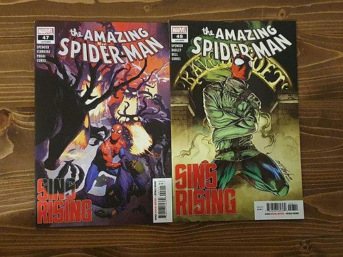 Amazing Spider-Man #47-48 Set