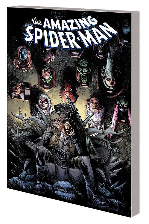 Amazing Spider-Man Volume 4 Hunted