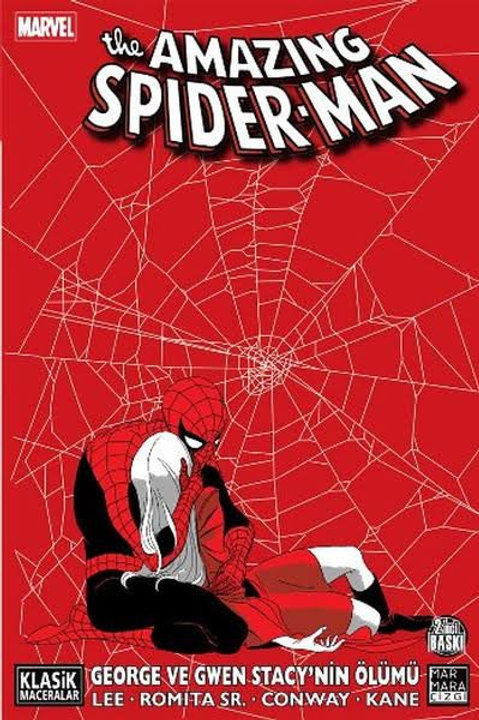 Spider-Man: George ve Gwen Stacy'nin Ölümü