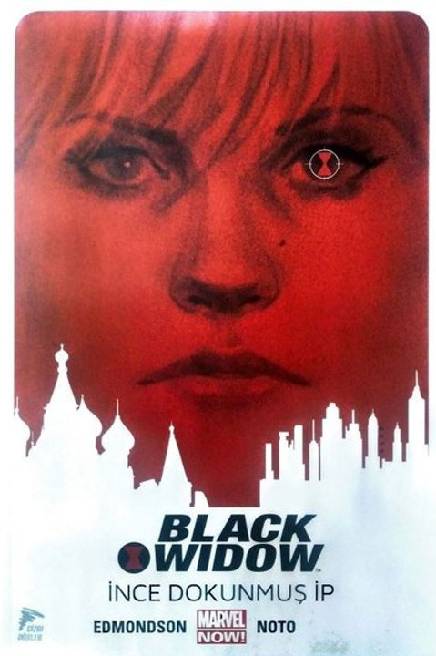Black Widow Cilt 1 İnce Dokulmuş Ağ