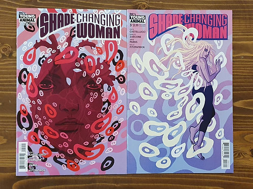 Shade The Changing Woman #2-3