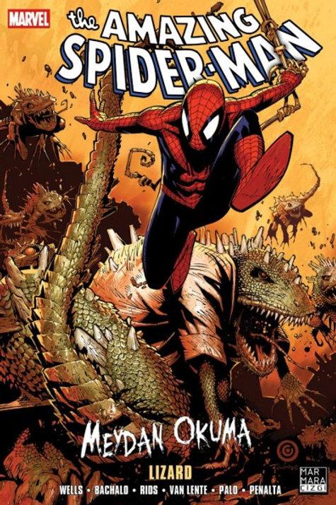 Amazing Spider-Man Cilt 18 : Meydan Okuma - Lizard