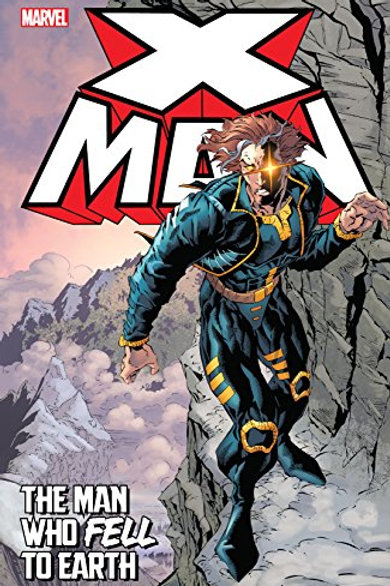 X-Man: Man Who Fell To Earth