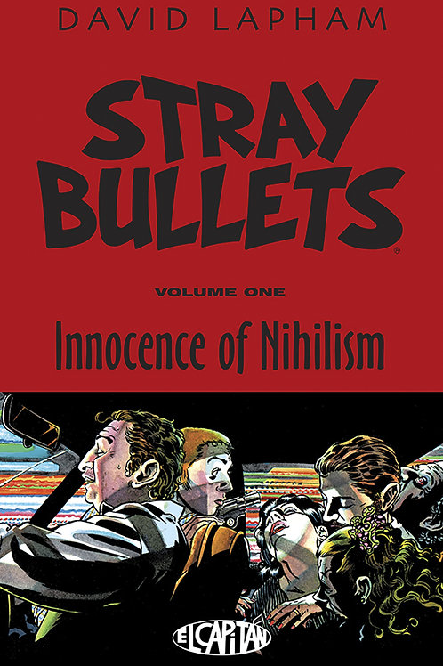 Stray Bullets Volume 1