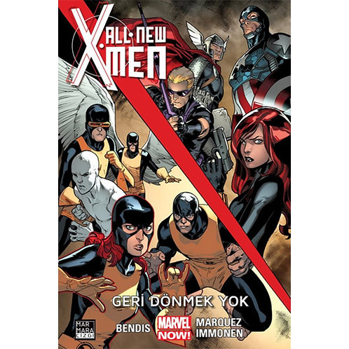 All-New X-Men Cilt 2