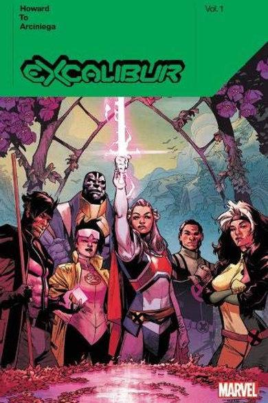 Excalibur by Tini Howard Volume 1