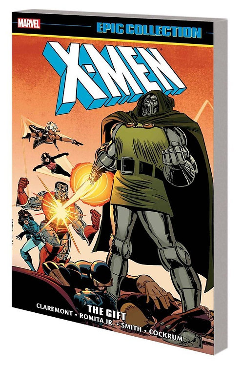 Marvel Epic Collection X-Men The Gift