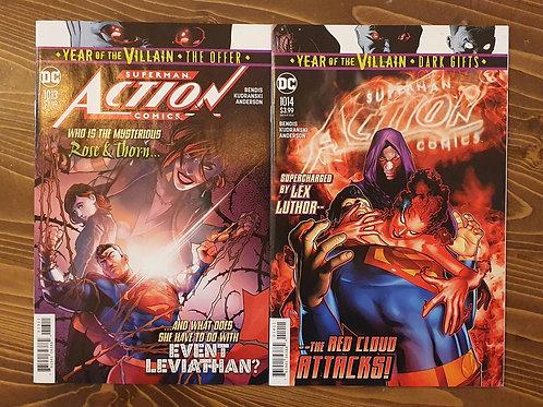 Action Comics #1013-1014