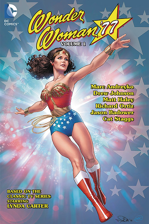 Wonder Woman 77 Volume 1