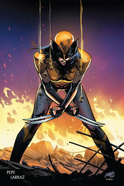 X-Men Red #1 Pepe Larraz Young Guns Variant