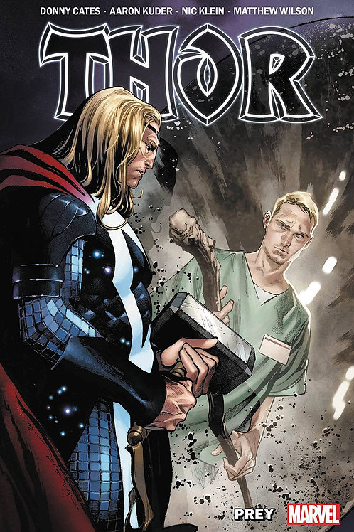 Thor by Donny Cates Volume 2: Prey