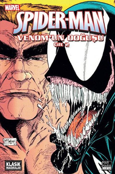 Spider-Man Venom'un Doğuşu Cilt 2