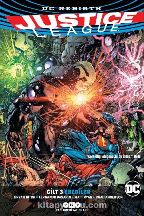 Justice League Rebirth Cilt 3