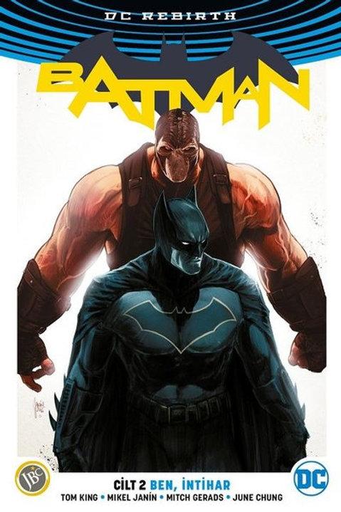 Batman Cilt 2 Ben İntihar