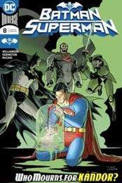 Batman/Superman #8
