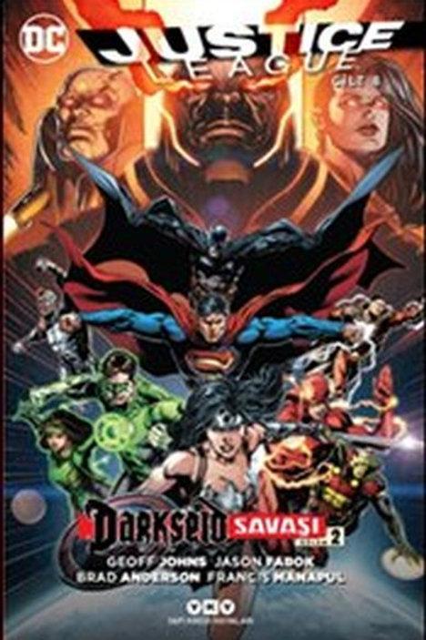 Justice League Cilt 8 Darkseid Savaşı Bölüm 2