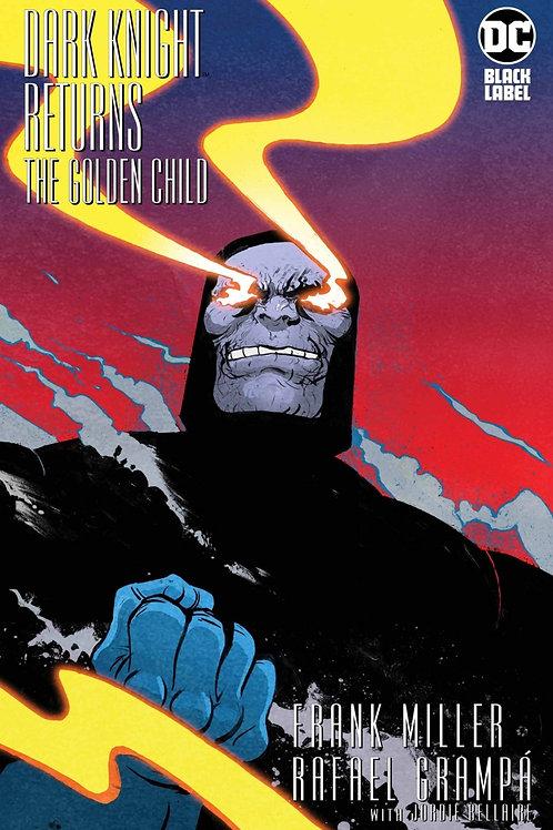 Dark Knight Returns: The Golden Child 1:10 Ratio Paul Pope Variant