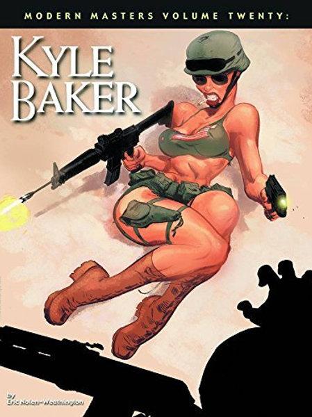 Modern Masters 20: Kyle Baker