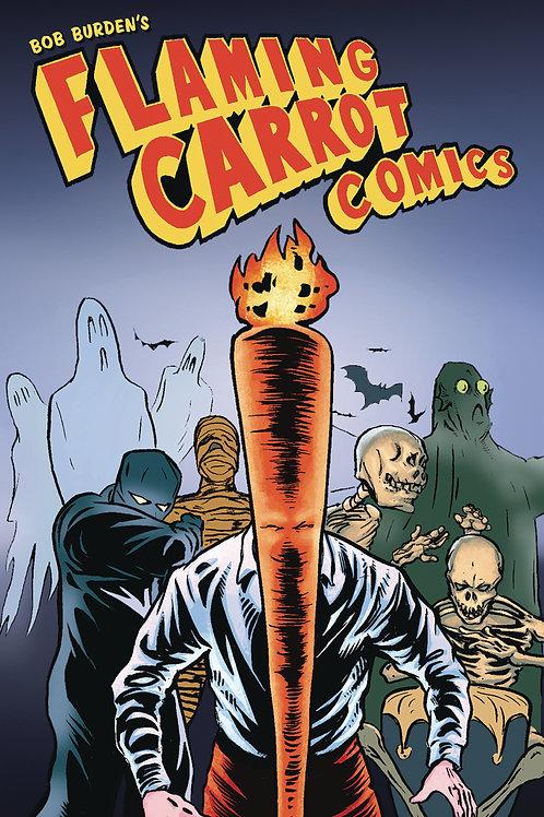 Flamin Carrot Comics Omnibus 1