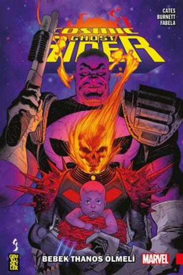 Cosmic Ghost Rider Bebek Thanos Ölmeli
