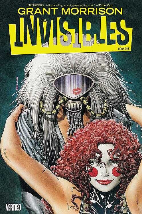 Invisibles Book 1