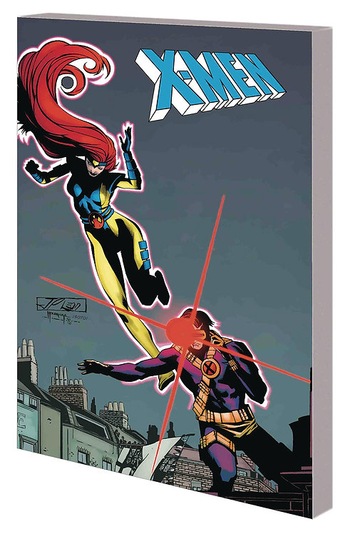 X-Men Cyclops and Phoenix Past & Future
