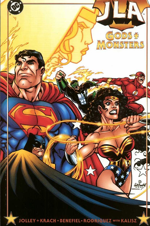 JLA Gods and Monsters