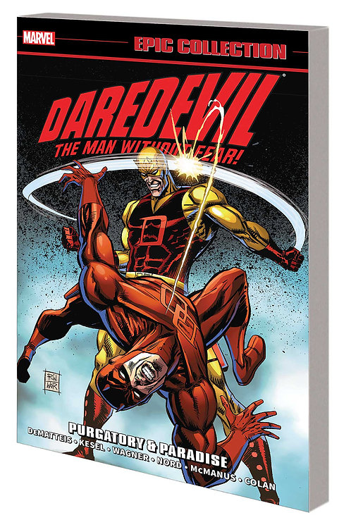 Marvel Epic Collection Daredevil Purgatory and Paradise