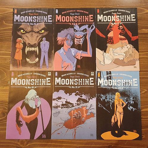 Moonshine #15-16-17-18-19-20