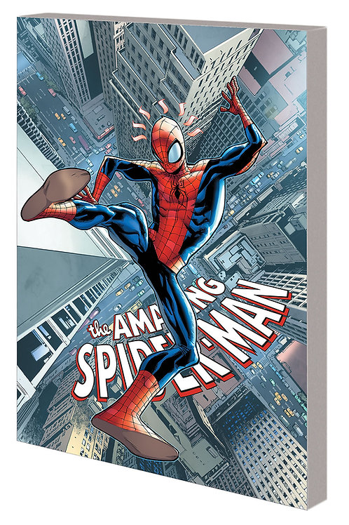 Amazing Spider-Man Volume 2 Friends and Foes