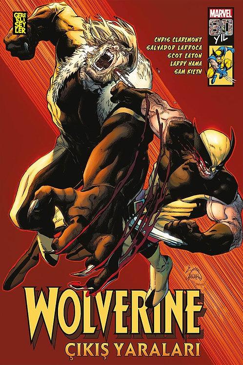 Wolverine Çıkış Yaraları