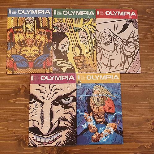 Olympia #1-2-3-4-5 Set