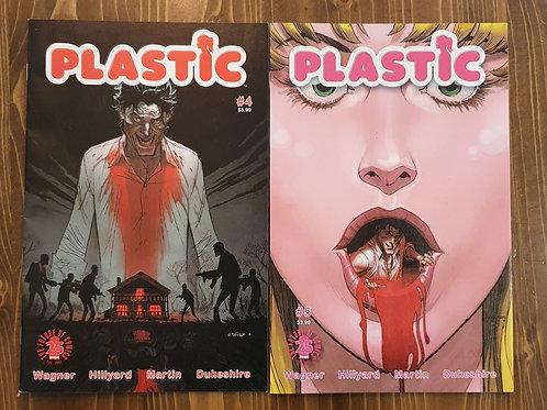 Plastic #4-5