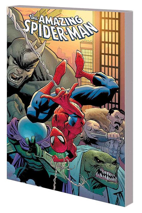 Amazing Spider-Man Volume 1 Back To Basics
