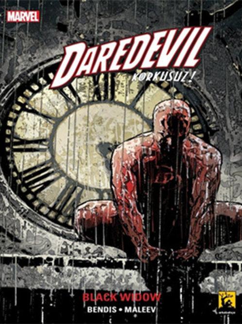 Daredevil Cilt 7 Black Widow